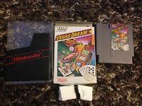 Nintendo NES Vegas Dream In Box
