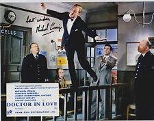 Michael Craig DOCTOR IN LOVE Original Film Signed 10X8 photo autograph COA