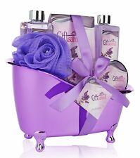 Valentines -Gift--Spa-Bath-Set-Body-Skin-Care-Basket-Shower-Soap-Her-Women-Mom