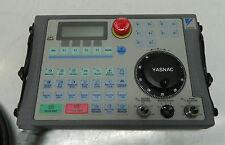 NEW Yaskawa / Nidec Nemicon, RP-Y01-2Z1 Remote Pendant, Mach3 CNC Pendant DIY