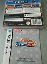 NEW INTERNATIONAL TRACK AND FIELD NINTENDO DS 24 EVENTS