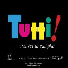Tutti! Orchestral Sampler / 2-LP 180 Gramm