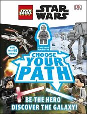 LEGO Star Wars Choose Your Path: With Minifigure by DK