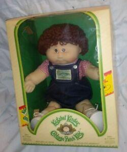 Vintage Kuschel Kinder Cabbage Patch Kid NEW