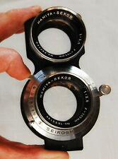 Vintage lens Mamiya Secor 3,5 105mm for TLR medium format Mamiya C