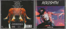 Aerosmith CD DREAM ON - 15 tracks Walk this Way Amazing Cryin TOYS Steven Tyler