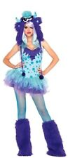 Leg Avenue Polka Dotty Monster Adult Costume Dress Up - XS/XP