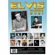 Elvis Presley Kalender 2021 Tributkalender