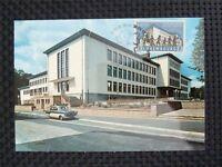 LUXEMBURG MK 1960 EUROPEAN SCHOOL CEPT MAXIMUMKARTE MAXIMUM CARD MC CM c4843