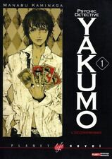 romanzo Psychic Detective YAKUMO Nr. 1 - Ed. Panini Planet