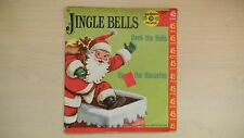 Golden Records JINGLE BELLS-Deck The Halls-Up On The Rooftop 45rpm 50s
