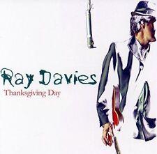 Thanksgiving Day Ray Davies CD Free Shipping