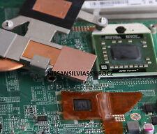 Toshiba Satellite P505D P505 Motherboard Heatsink ATI GPU Copper Shim Kit