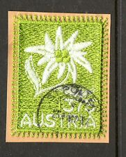 Austria 2005 SG2771 Vorarlberg Embroidery stamp fine used on piece
