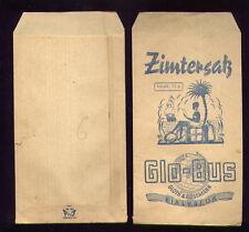 German WW2 Cinnamons - paper packaging, envelope - original WW2