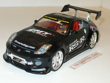 BOLEY NISMO EXTREME TUNER DRIFTER NISSAN 350Z RS-R GLOSS BLACK 1:24 USED