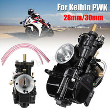 28mm/30mm Aluminum Motorcycle Carburetor Racing Replace Part Kit For Keihin PWK