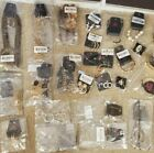 paparazzi jewelry lot- gold 8 bracelets 6 earrings 2 rings 12 necklaces NWT