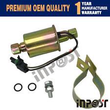 E3158 Electric Fuel Pump FOR CHEVOLET C1500 R1500 V1500 PICKUP GMC 6.2L DIESEL