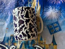 2020 Disney Parks Ink & Paint Collection Color Changing Classic Characters Mug