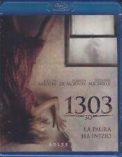 Blu-ray 3D **1303 ~ LA PAURA HA INIZIO** nuovo 2013