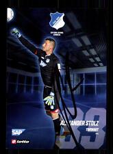 Alexander Stolz Autogrammkarte TSG Hoffenheim 2016-17 Original Signiert+A 140909