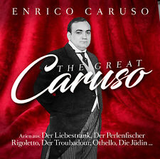 CD Enrico Caruso The Great Caruso 3CDs
