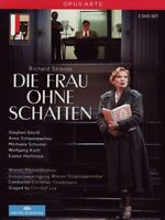 Die E Frau Ohne Schatten (DVD, New, Unitel Classica, 2 DVD-Set, All Regions)