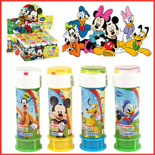 Mickey Mouse Bubbles Bubble Tub With Maze Party Bag Fillers Multiples of 6 12