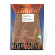 PRINCE OF PERSIA 2 THE SHADOW & THE FLAME DRO SOFT SP. DISKETTE 3½ IBM MS DOS PC