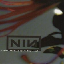 NINE INCH NAILS things falling apart (CD 10 track EP) IDM, industrial, very good
