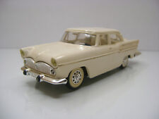 Diecast Norev Simca Presidence 1:43 in Beige Very Good Condition
