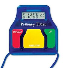 Learning Resources - Single Primary Timer Stopwatch