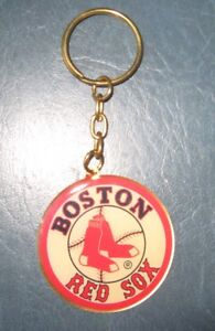Boston Red Sox Key Chain--New England Ford Dealers