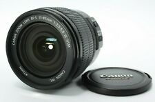 Excellent+++ Canon Zoom Lens EF-S 15-85mm MACRO f3.5-5.6 IS USM from Japan #3945