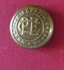 Bb CANADIAN PACIFIC EXPRESS( RAILWAY) UNIFORM BUTTON small