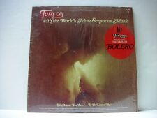 TURN ON WITH THE WORLD'S MOST SENSUOUS MUSIC LP  T0 1001
