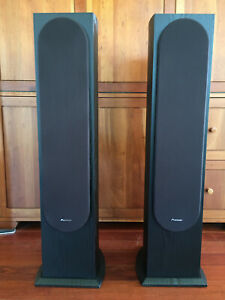 Pioneer SP-FS52 Floor-Standing Speakers Andrew Jones
