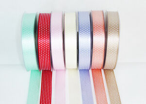 Tape Satin Points MM 20 MT 25 For Wedding Favors DIY Events Wedding