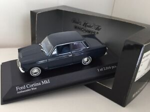 Ford Cortina MkI 1/43 Minichamps