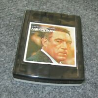 In My Own Way I Love You The Voice of ANTHONY QUINN 4 Track Tape Cartridge Rare