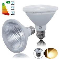 10pack DIMMABLE Soft White PAR38 15W LED Spot Light Bulbs 2700K Equiva 95W In US