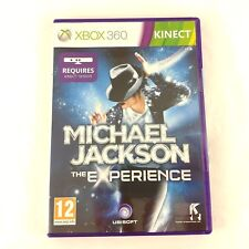 Michael Jackson: The Experience Kinect Video Game Xbox 360 FAST DELIVERY