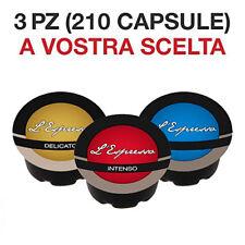 210 cialde capsule caffè Gimoka A SCELTA compatibili LAVAZZA A MODO MIO