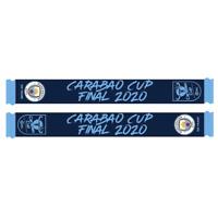 New Aston Villa vs Manchester City Adults Carabao Cup Final Football Scarf
