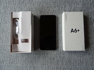 Samsung Galaxy A6 Plus - 32GB - Gold (Ohne Simlock)