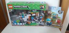 Pack Lego Minecraft a estrenar.