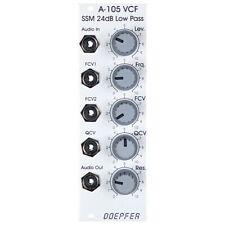 Doepfer A-105 Eurorack 24db SSM Filter Module