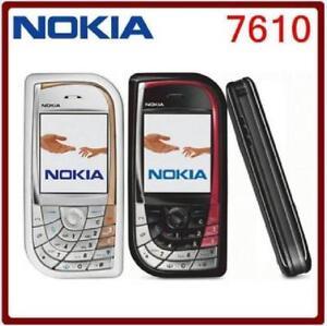 Original Nokia 7610 1MP 2G GSM 900 / 1800 / 1900 Bluetooth Unlocked Cell phone