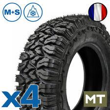 X4 265/70 R17 WRANGLER modèle copie Pneu 118Q 4x4 Mud Terrain MT SUV M+S 3PMSF
